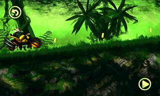 Fun Kid Racing: Jungle Cars скриншот 3
