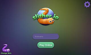 Slither.io скриншот 1