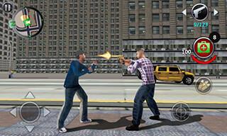 Grand Gangsters 3D скриншот 3