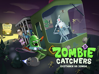 Zombie Catchers скриншот 1