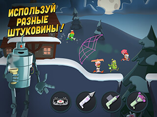 Zombie Catchers скриншот 4