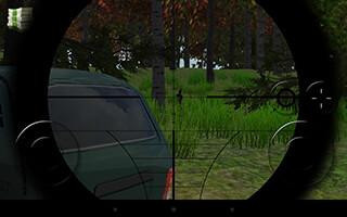 Russian Hunting 4x4 скриншот 1