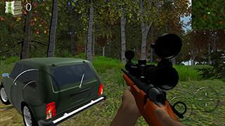 Russian Hunting 4x4 скриншот 3