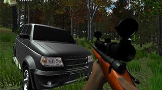 Russian Hunting 4x4 скриншот 4