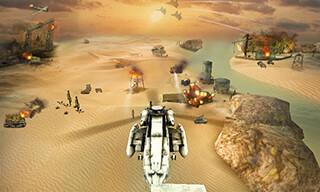 Gunship Strike 3D скриншот 1