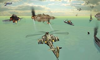 Gunship Strike 3D скриншот 2