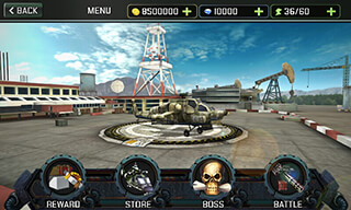 Gunship Strike 3D скриншот 3