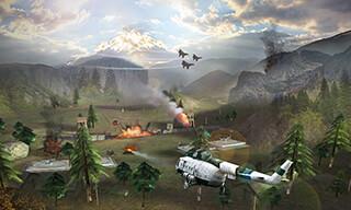 Gunship Strike 3D скриншот 4