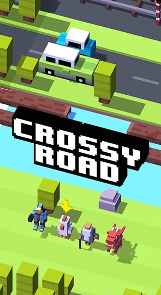 Crossy Road скриншот 1
