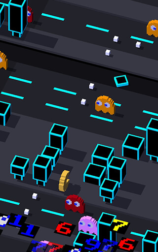 Crossy Road скриншот 4