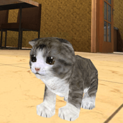 Kitten Cat Simulator 3D Craft иконка