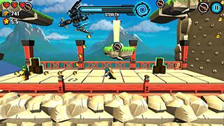LEGO Ninjago: Skybound скриншот 1