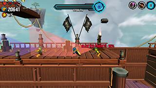 LEGO Ninjago: Skybound скриншот 2
