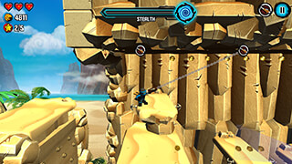 LEGO Ninjago: Skybound скриншот 3