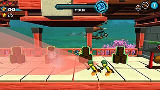 LEGO Ninjago: Skybound скриншот 4