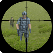 Mountain Sniper: Shooting 3D иконка