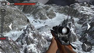 Mountain Sniper: Shooting 3D скриншот 1