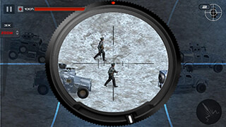 Mountain Sniper: Shooting 3D скриншот 2