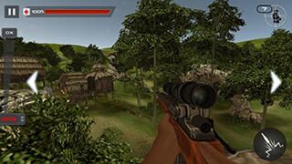Mountain Sniper: Shooting 3D скриншот 3