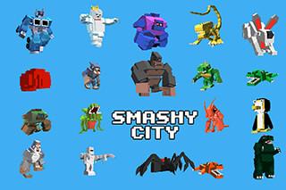 Smashy City скриншот 1