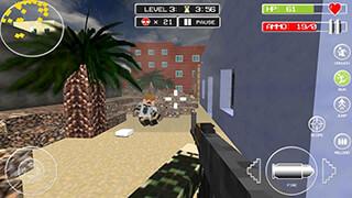 American Block Sniper Survival скриншот 2