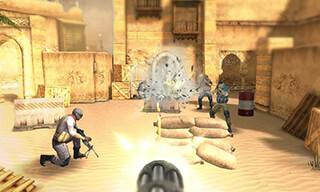 Elite Killer: SWAT скриншот 2
