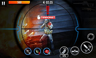 Elite Killer: SWAT скриншот 3