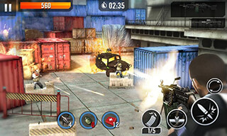 Elite Killer: SWAT скриншот 4