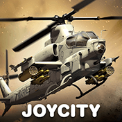 Gunship Battle: Helicopter 3D иконка