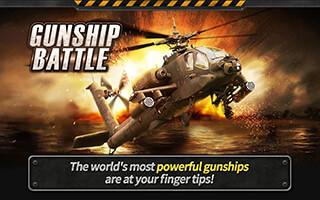 Gunship Battle: Helicopter 3D скриншот 1