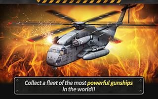 Gunship Battle: Helicopter 3D скриншот 2