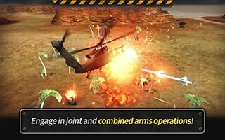 Gunship Battle: Helicopter 3D скриншот 4
