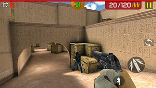 Shoot Hunter-Killer 3D скриншот 3