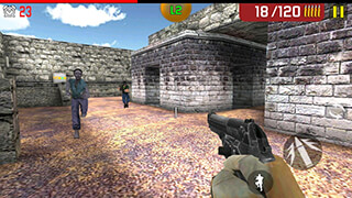 Shoot Hunter-Killer 3D скриншот 4