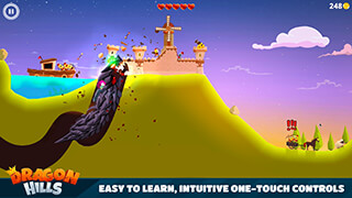Dragon Hills скриншот 2