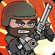 Doodle Army 2: Mini Militia иконка