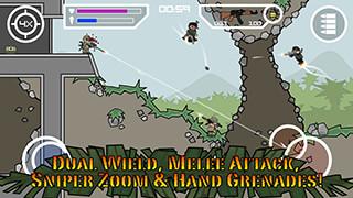 Doodle Army 2: Mini Militia скриншот 3