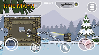 Doodle Army 2: Mini Militia скриншот 4