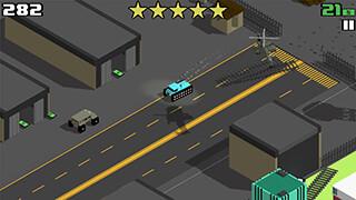 Smashy Road: Wanted скриншот 1