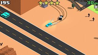 Smashy Road: Wanted скриншот 2