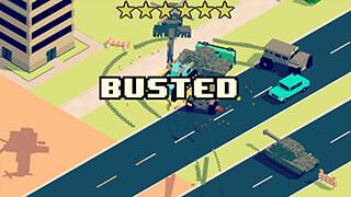 Smashy Road: Wanted скриншот 4