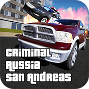 Criminal Russia: San Andreas иконка