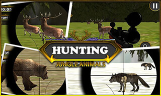 Hunting: Jungle Animals скриншот 1