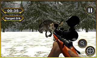 Hunting: Jungle Animals скриншот 3