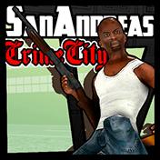 San Andreas Crime City иконка