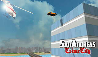 San Andreas Crime City скриншот 4