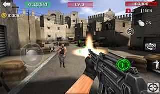 Sniper Killer 3D скриншот 1