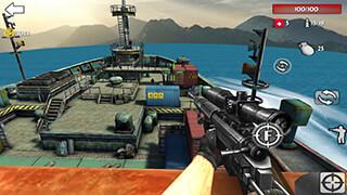 Sniper Killer 3D скриншот 2