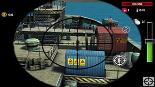 Sniper Killer 3D скриншот 4