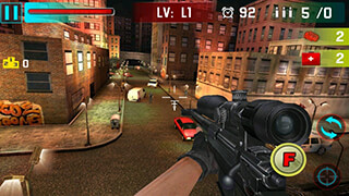 Sniper Shoot War 3D скриншот 1